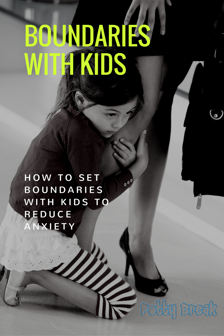 A heartwarming story of an abused child with a HUGE anxiety problem. The anxiety reduction technique of setting boundaries with kids.