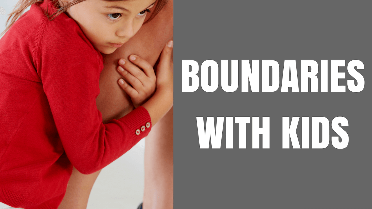 Setting Boundaries with Kids to Reduce Anxiety