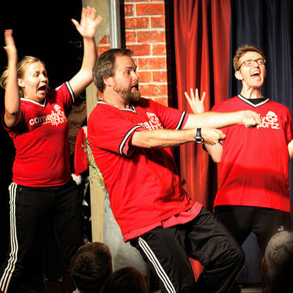 Comedy Sportz Improv Coming to Midwest Rejuvenate Retreat